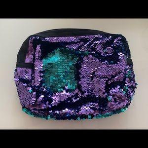 Handbags - Sequin Flip Pouch